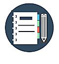 LiTungIcon紙張簿C.120x130
