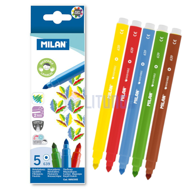 MILAN 639-0692305.5色Washable 水筆 400x400