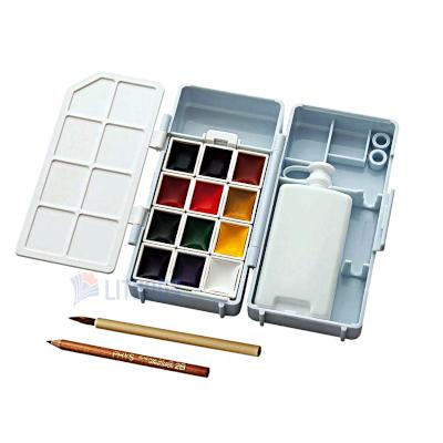 ZIGKG30113吳竹透明水彩箱12色SetB400x400