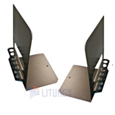 powerkoo LT803BKBlackBookStandPairedLTLogo400x400