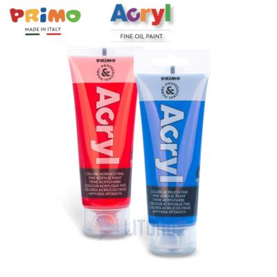 Prim 421TATM5 Set with 2 colors Acrylic Paint 75ml LTLogo 400x400