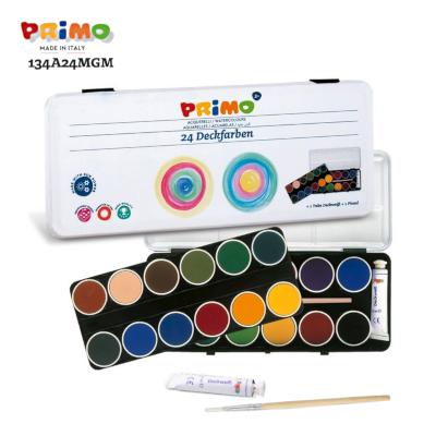 Primo 134A24MGM Watercolour Set 24 Tablets LTLogo 400x400