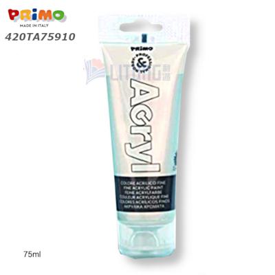 Primo 420TA75910 Fine Acrylic Paint 75ml, Silver wS LTLogo 400x400