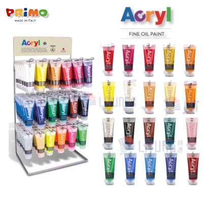 Primo 423ESP75T18 New Metallic Display 75ml Rack w 22 colors LTLogo 400x400