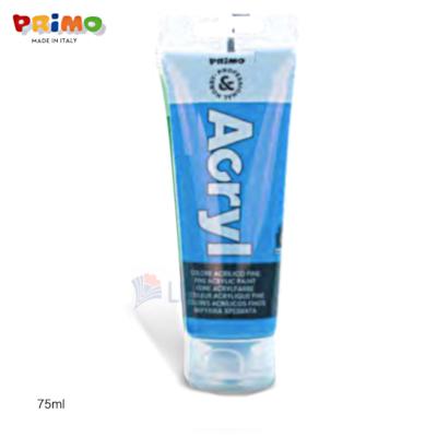 Primo 420TA75540 Fine Acryl Pint 75ml Cobait Blue.LTLogo 400x400