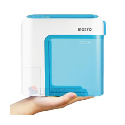 inzoto BOA6X Blue A Shredder 雙動能便攜碎紙機 LTLogo 400x400