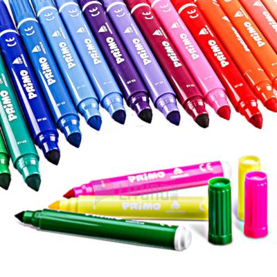 Primo web D 603JUMBO12 Jumbo Fibre Tip Pens lall Colors 400x400