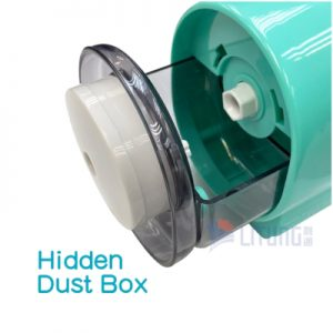 inozto SAS13 web H Green Dust Box 手動鉛筆刨 LTLogo 400x400