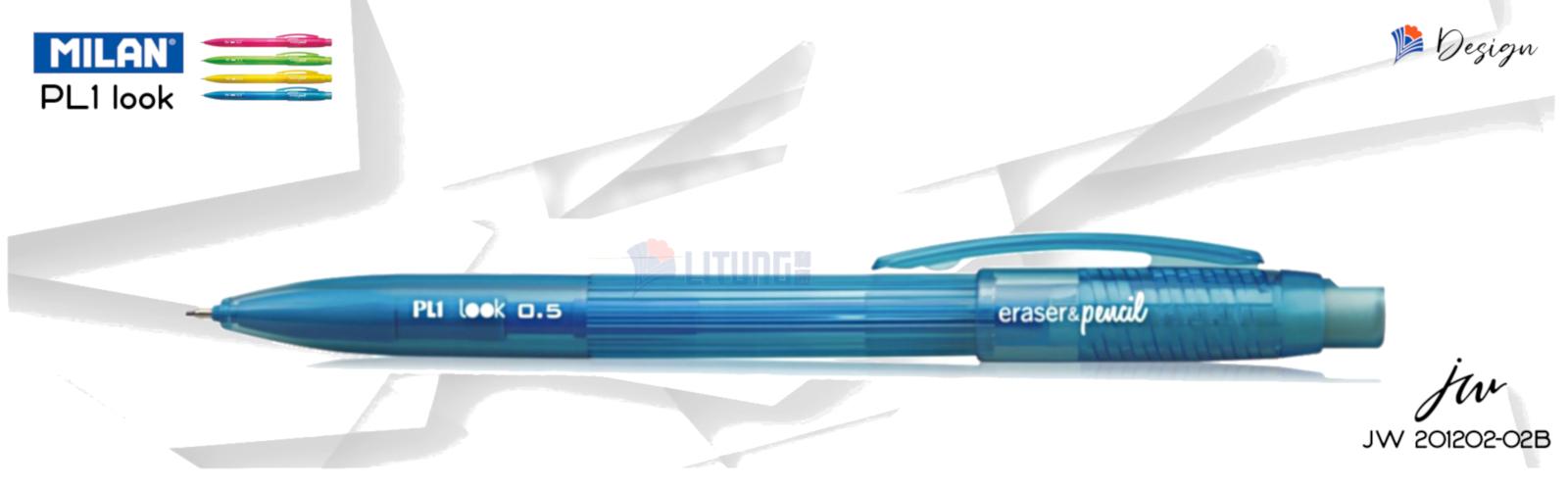 Banner Milan Mechanical Blue pencil w White Background 1600x500