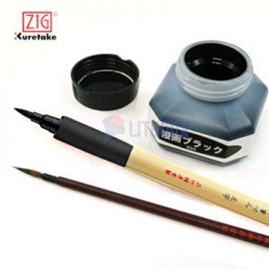 ZIG CE100-6 web D 吳竹漫畫黑墨 w PensLTLogo 400x400
